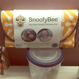Other - SnoofyBee changing pad